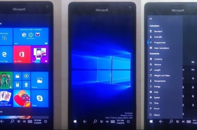Windows 10 for ARM on the Lumia 950 makes significant progress 1