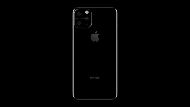 Alleged 2019 iPhone renders surface, shows off three cameras