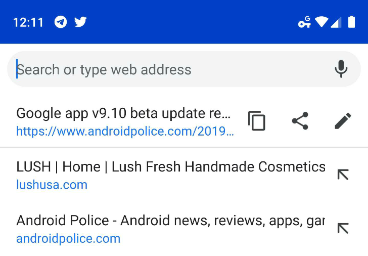 Google upcoming update for Chrome on Android will refine the