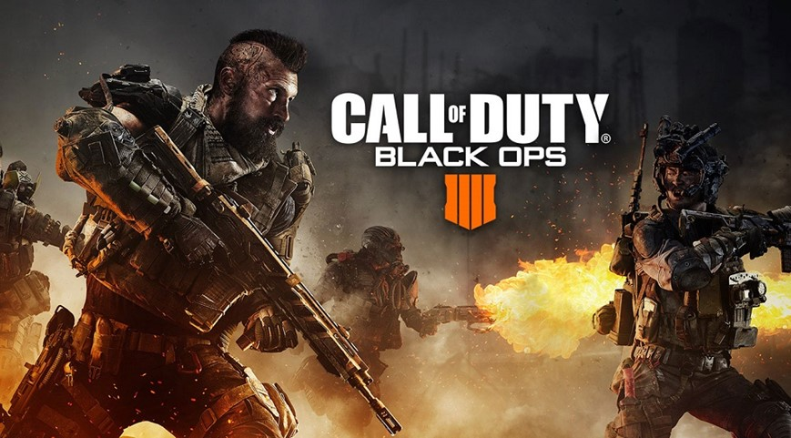 'Call of Duty: Black Ops 4' Offers Free One-Week Blackout Trial