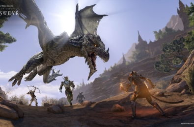 The Elder Scrolls Online: Elsweyr expansion announced 10