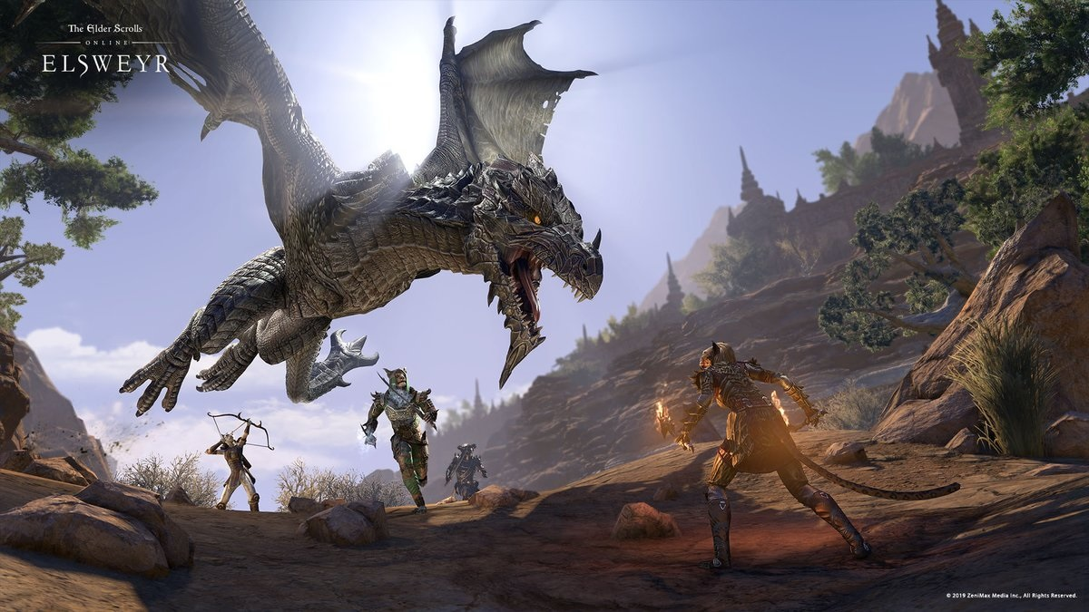 Eso New Life Festival 2020.Slay Dragons And Save Cats In An Elder Scrolls Online