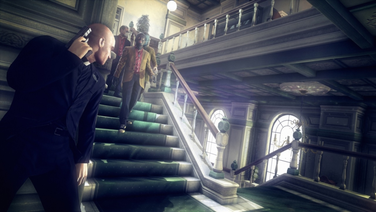 Review: Hitman HD Enhanced Collection ports two great games into a shoddy remaster 2