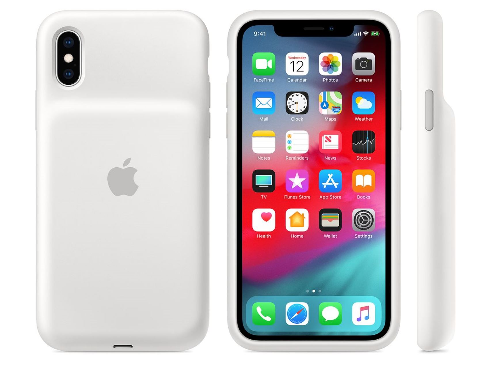 online retailer 49db5 f6167 Apple launches official battery case for iPhone XR, XS and XS Max ...
