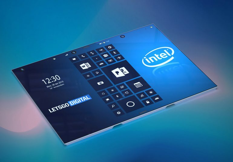 Intel is working on the foldable smartphone of our dreams 8