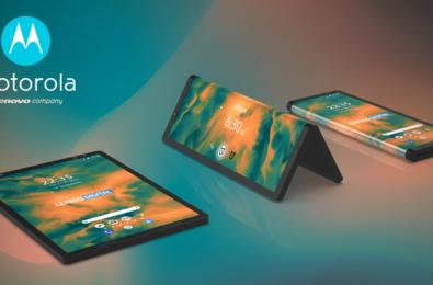 Motorola managed to make the outward folding tablet interesting 1