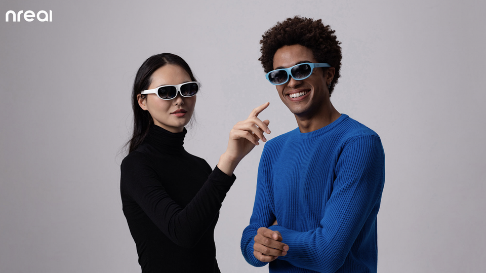 nreal's new mixed reality glasses offer better FoV than Microsoft HoloLens 3