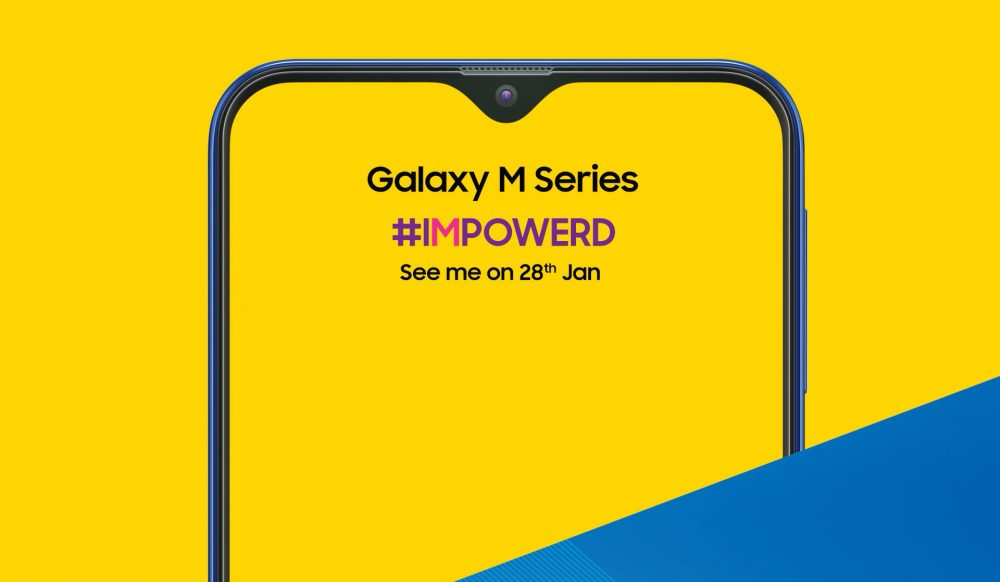 Samsung is launching the Galaxy M series to counter Chinese rivals