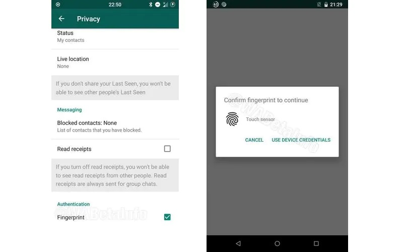 New WhatsApp security feature will stop your wife from reading your texts 2