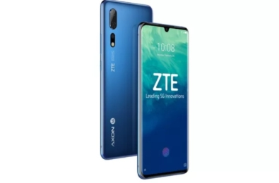 ZTE's new flagship doesn't bend, but it does come with 5G 14