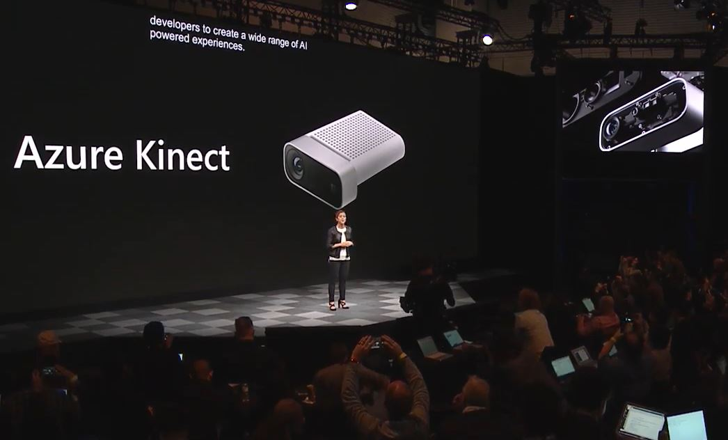 microsoft announces azure kinect  a successor to kinect for windows