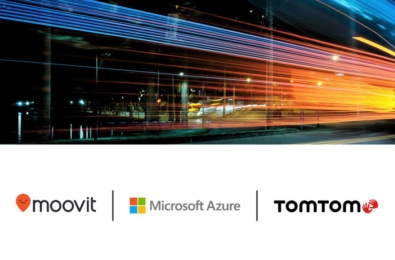 Microsoft enables Moovit and TomTom to launch world's first multi-modal trip planner 1