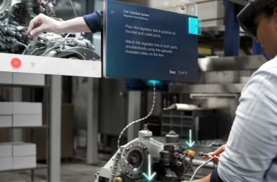Microsoft unveils Dynamics 365 Guides, a new mixed reality app that can help employees learn new tasks 25