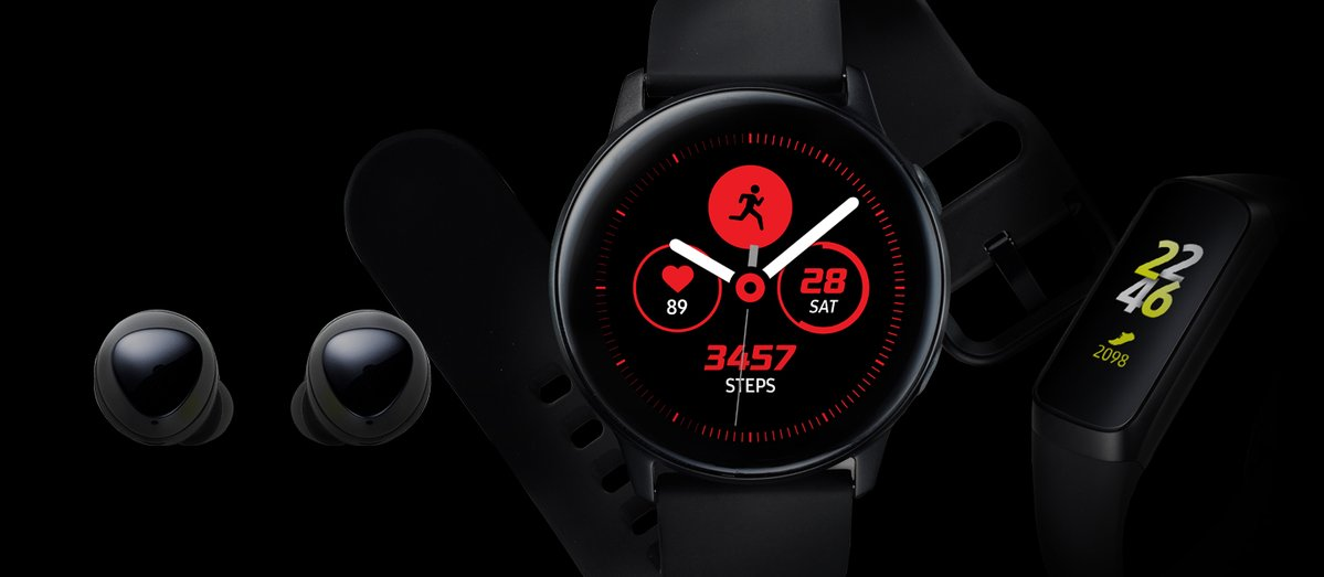 Samsung accidentally leaks its upcoming wearable devices