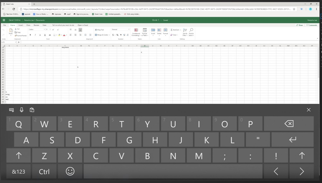 QnA VBage Microsoft engineers help Google Chrome work better with Excel Online