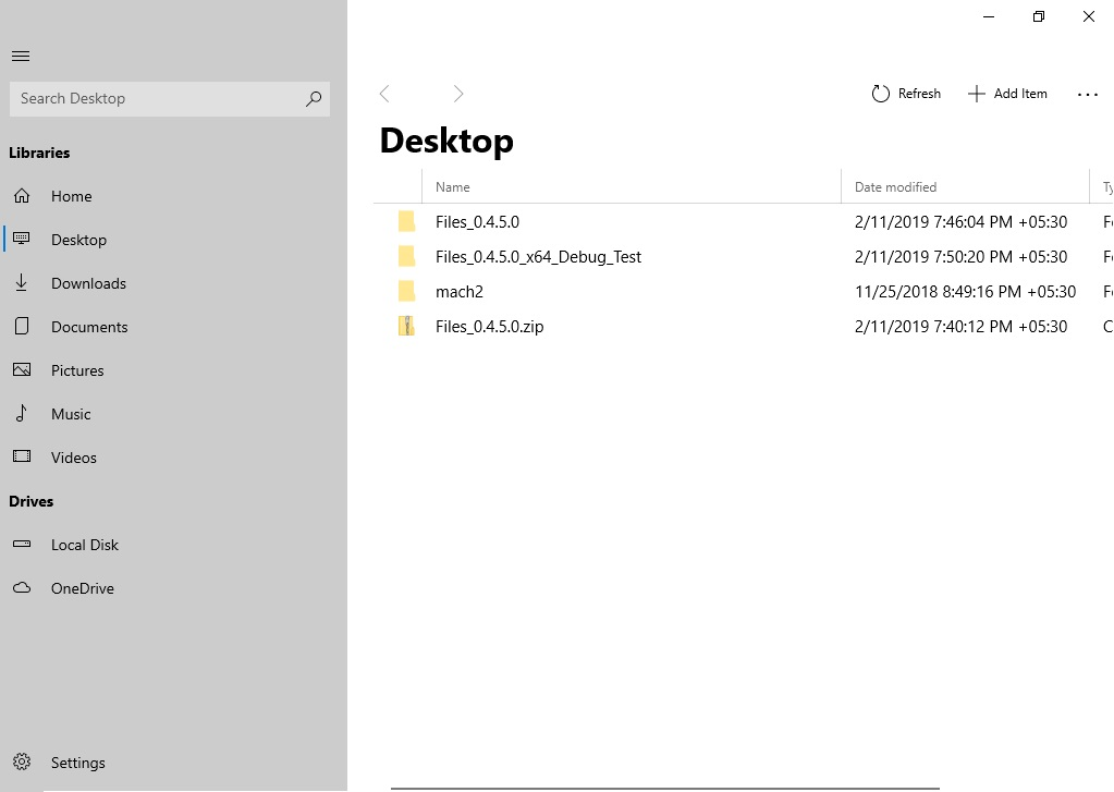 photo image Here is a solution if you are tired of waiting for a File Explorer with Fluent Design