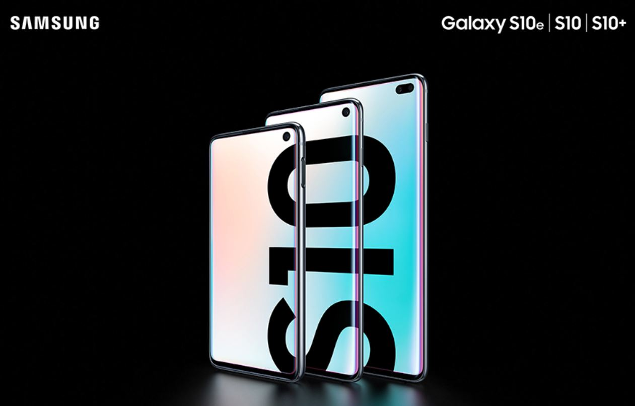 Pre-order unlocked Samsung Galaxy S10, Galaxy S10+ and Galaxy S10e from Amazon 1