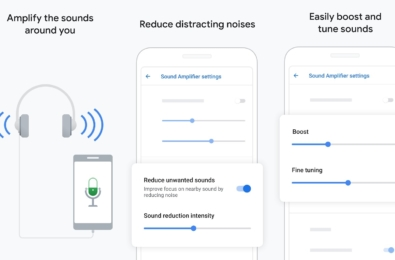 Google's latest app will reduce distracting noises during a call 4