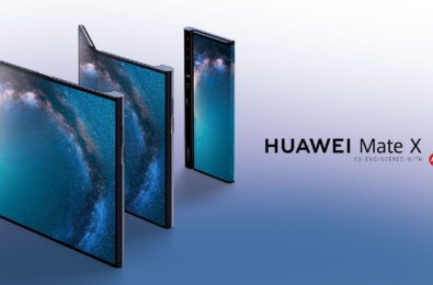Huawei releases the first official video of Mate X 8