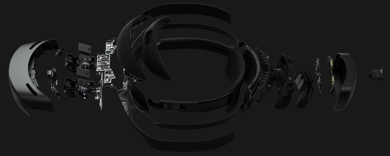 Full tech specs of Microsoft HoloLens 2 - MSPoweruser