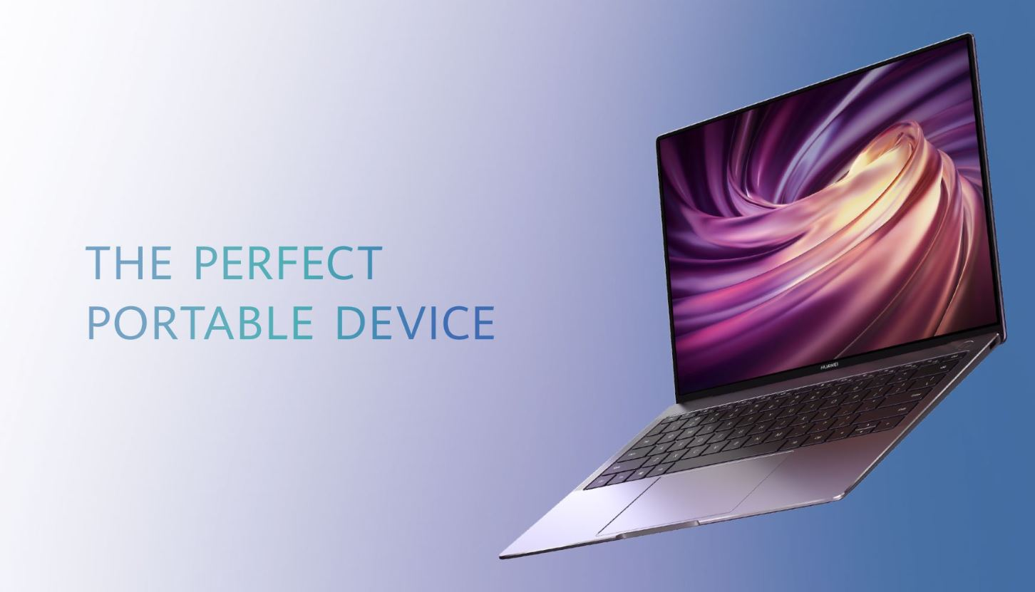 Huawei announces new MateBook serie at MWC 2019