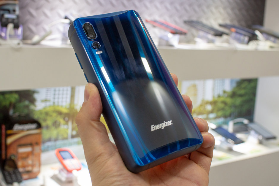 Energizer announces a phone crossed with a power bank at MWC 2019 1