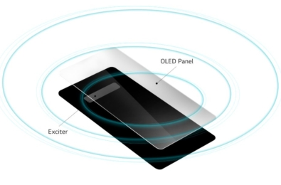 LG's upcoming flagship smartphone will use its OLED display as a speaker 3