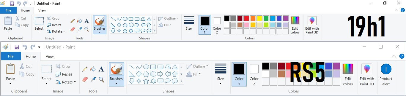 Microsoft may have given up on killing Microsoft Paint for Windows 10 3