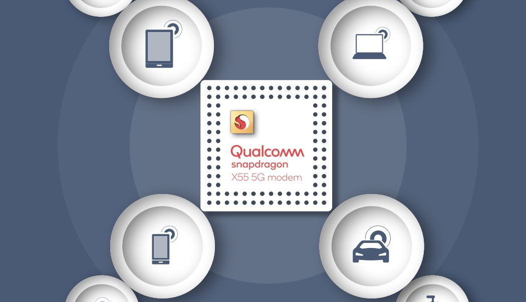 Qualcomm's Snapdragon X55 modem will supercharge 5G phones in late 2019