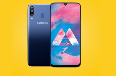 Samsung announces Galaxy M30 with Super AMOLED display and triple camera for $210 in India 3