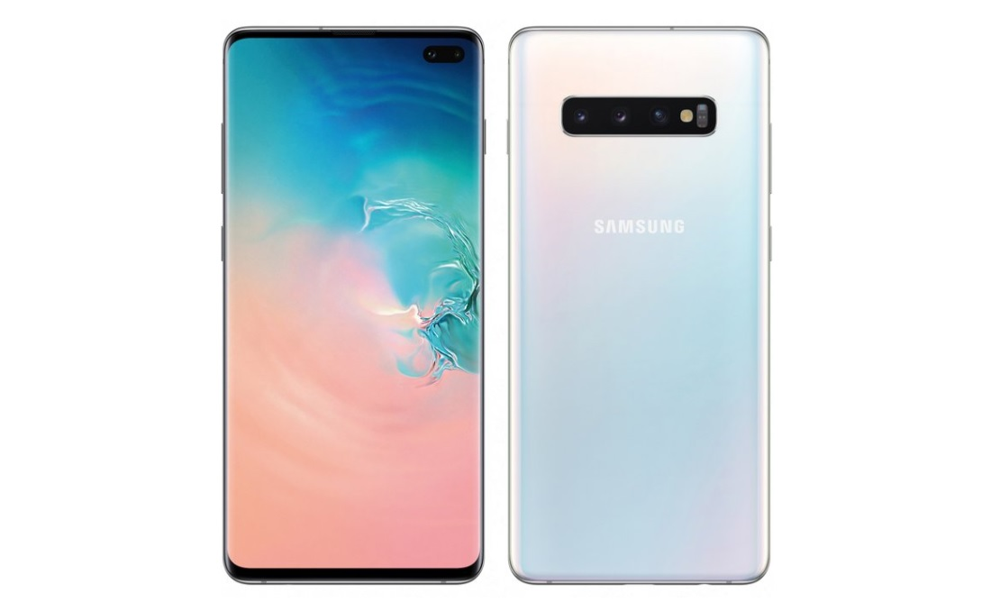Samsung galaxy s10 screenshot video leaked