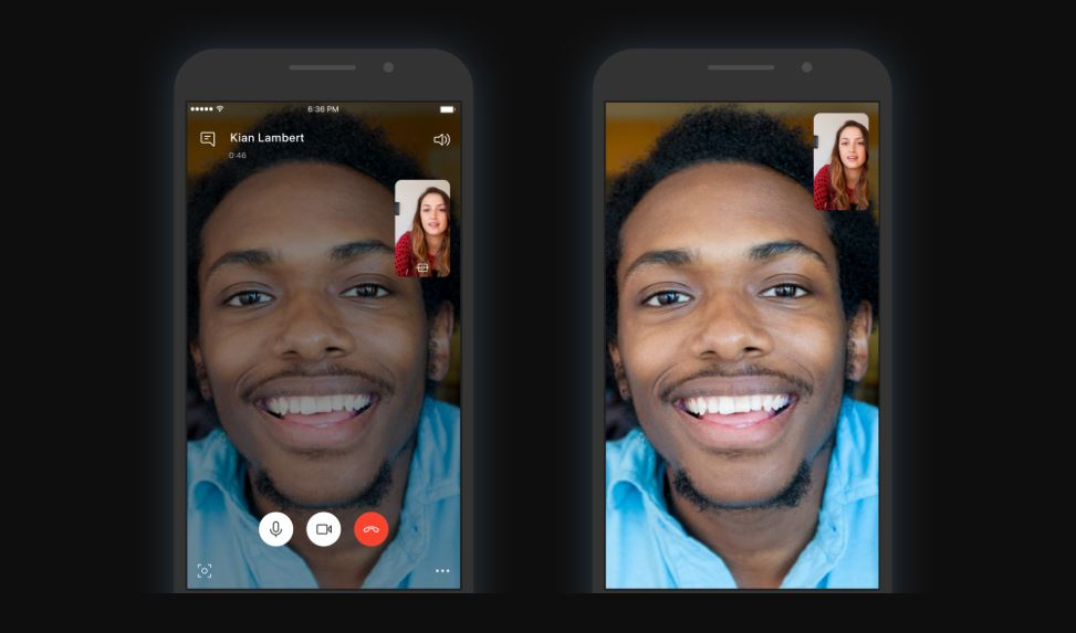 Skype announces improved video call experience in mobile