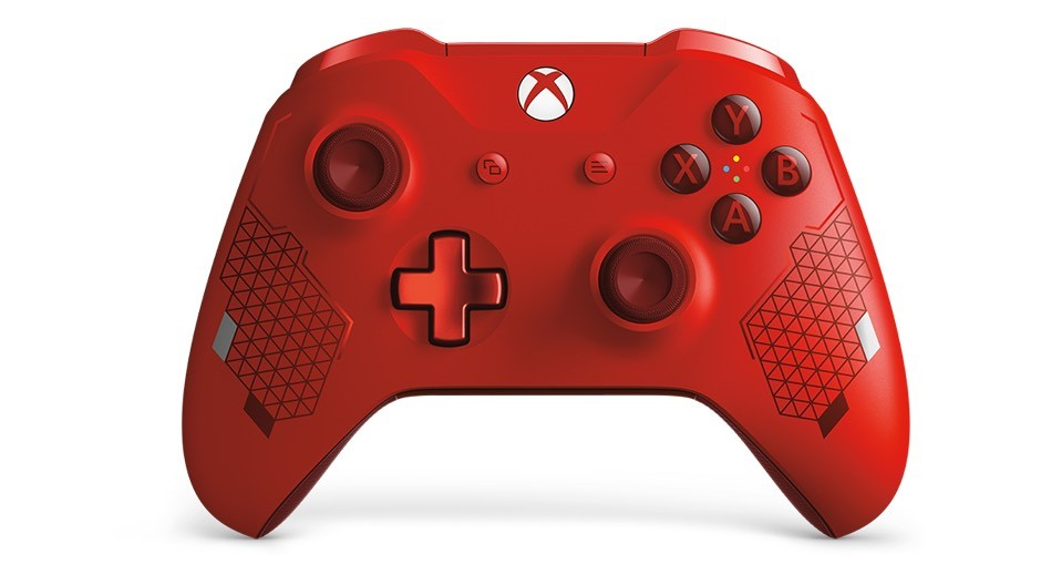 Microsoft announces Sport Red Special Edition Xbox Wireless Controller 1