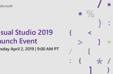 Microsoft Visual Studio 2019 now available for download 3