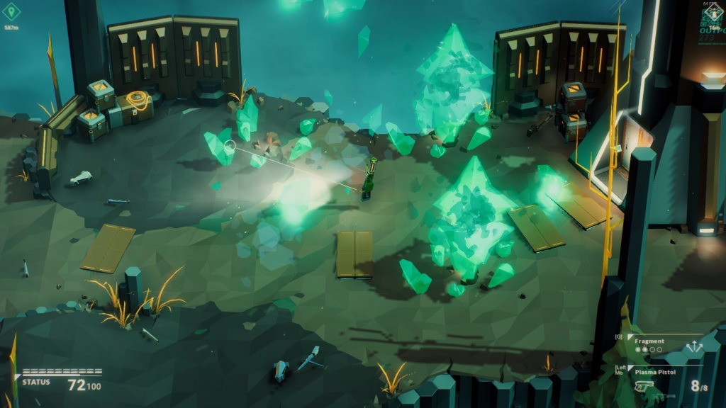 Review: Beacon is a stylish and challenging roguelite that
