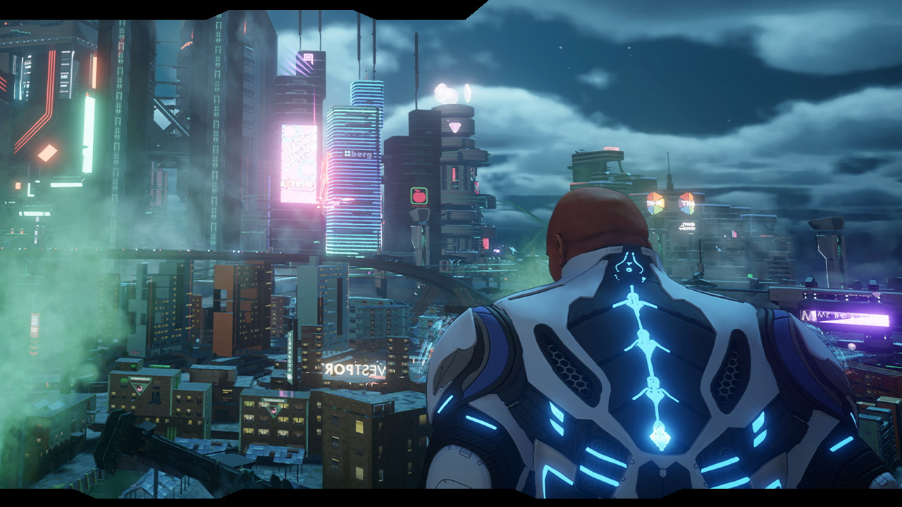 Crackdown 3 out worldwide today on Xbox Game Pass