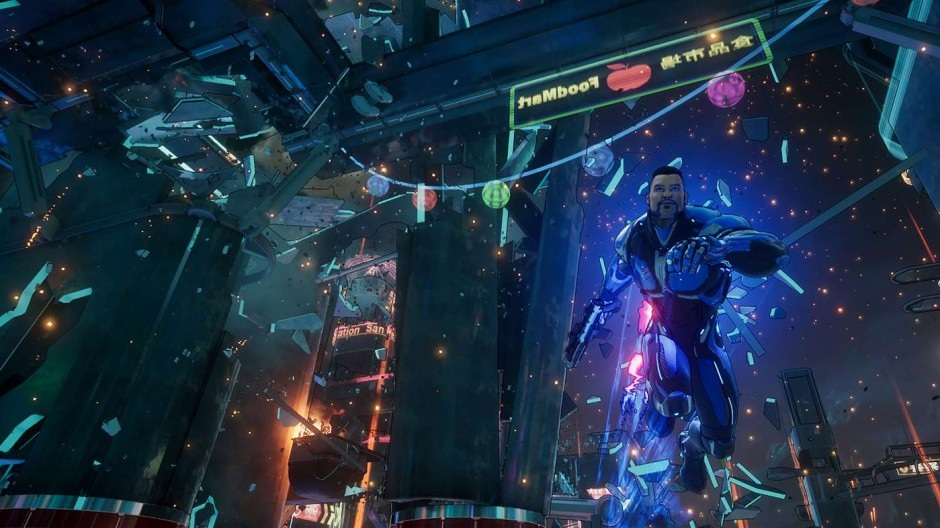 Crackdown 3's PC port looks to be hitting most of the right