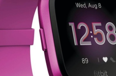 Mysterious leaked updated Fitbit Versa gets a name 11