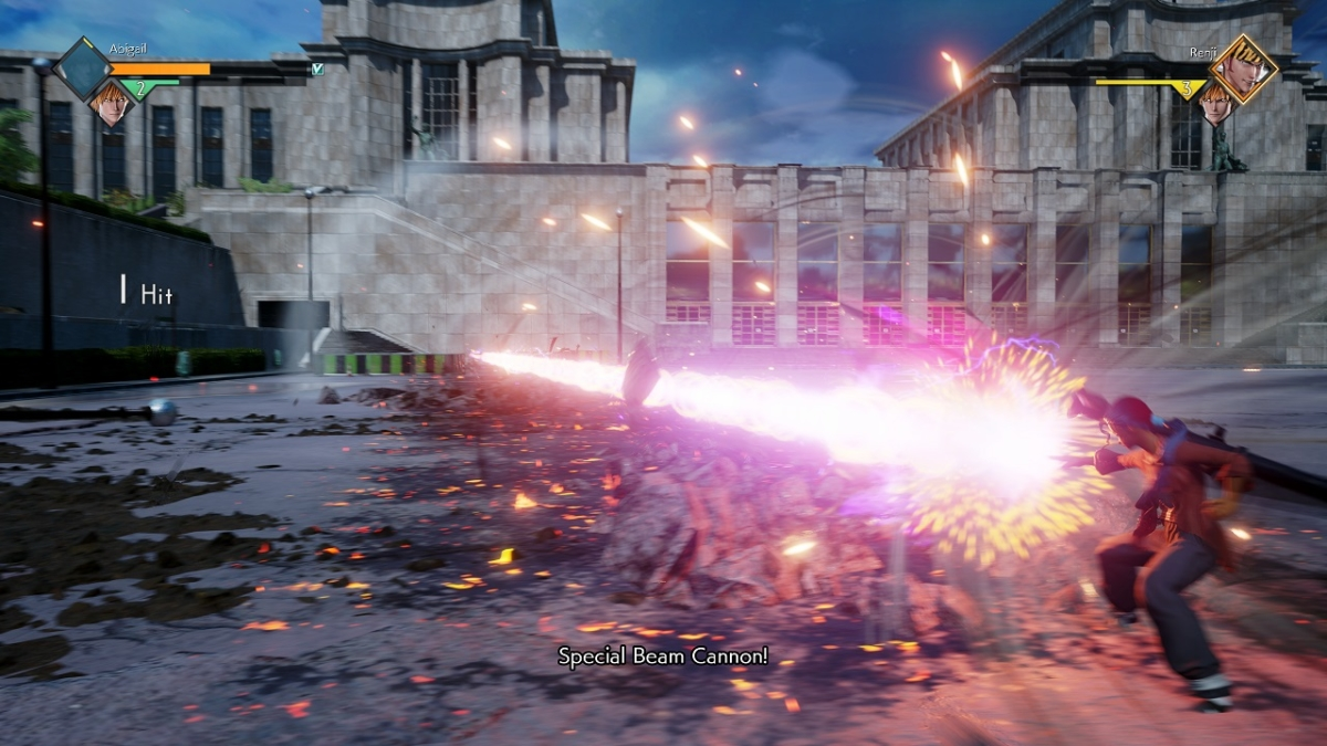 Review: Jump Force is a disappointment for fighting game fans and