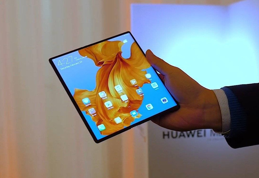 Huawei CEO talks 1000 euro folding phones and 200 inch smartphones 1