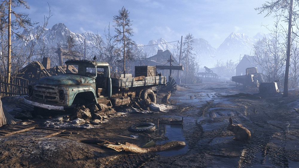 Review: Metro Exodus is a larger game with nothing interesting to fill it 1