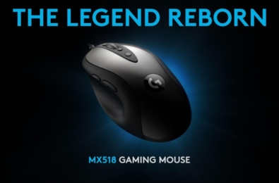 Logitech resurrects the iconic MX518 gaming mouse 3