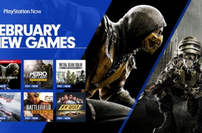 PlayStation Now gets a hot new February update 9