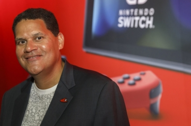 Reggie Fils-Aimé is retiring from Nintendo 3
