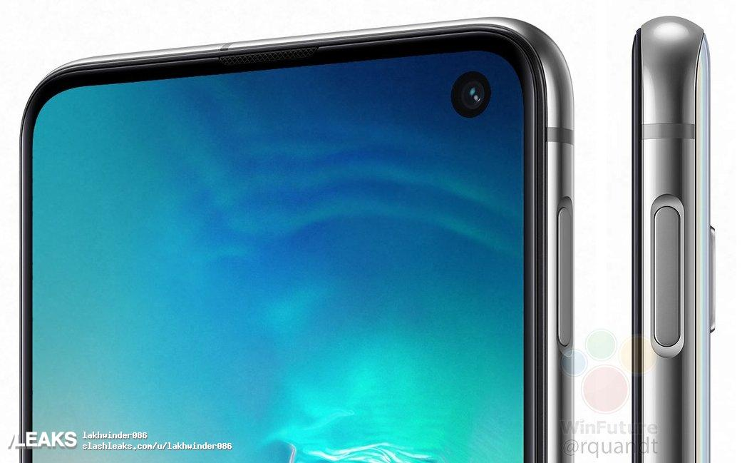 More pictures of the cool-looking Samsung Galaxy S10e leaks 8
