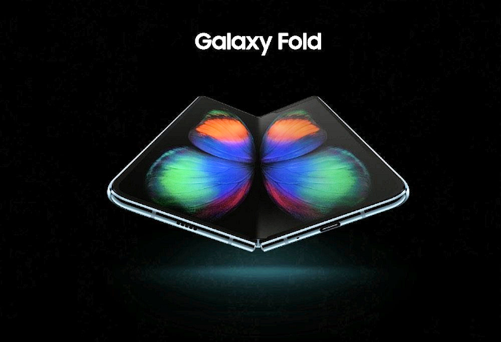 The Galaxy Fold successor will be the first Samsung phone to use under-display camera, may release in July
