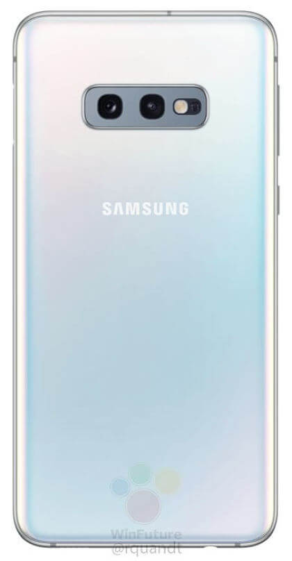 This the the Samsung Galaxy S10 most of us will be buying 2
