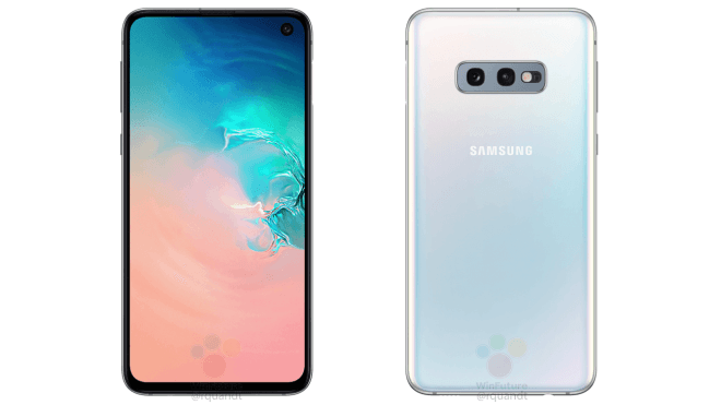 More pictures of the cool-looking Samsung Galaxy S10e leaks 9