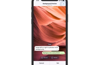 Telegram launches Chat Backgrounds 2.0 with some great features 11