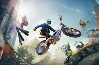 Review: Trials Rising is another strong entry in a great action-puzzle series 4